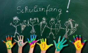 Einschulungsbuffet zum Schulanfang